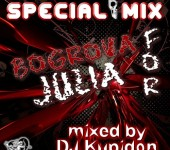 Кавер альбома SPECIAL MIX for Bogrova Julia by Kupidon