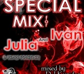 Кавер для DJ Kupidon SPECIAL MIX for Ivan And Julia (2018)