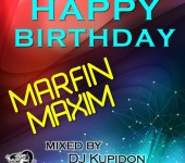 Муз. альбом DJ Kupidon – HAPPY BIRTHDAY MARFIN MAXIM (2018)