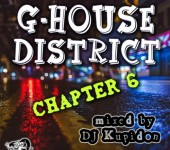 Муз. обложка для DJ Kupidon – G-HOUSE DISTRICT c.6 (2018)